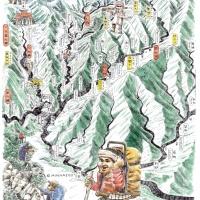 Asang daingaz 布農族:祖聚居地